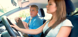 Examen de conduite pratique
