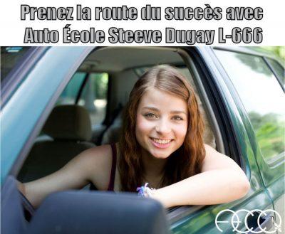 École Steeve Dugay Rivière du Loup