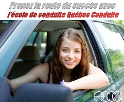 Cours de conduite à Longueuil