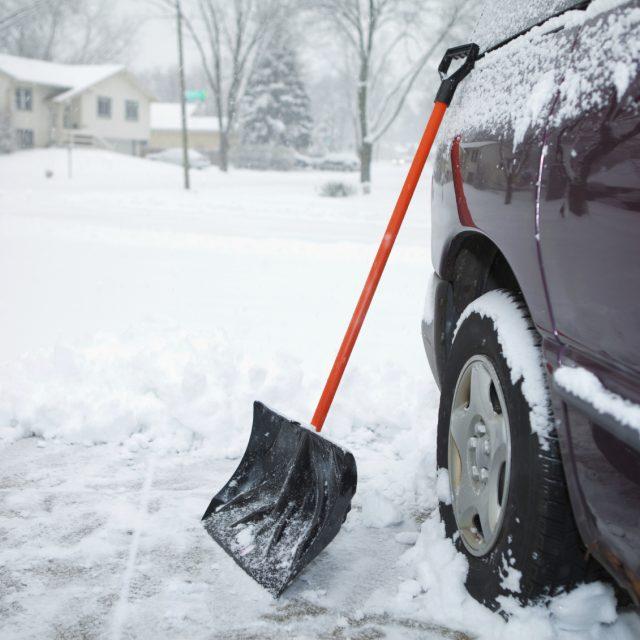Affronter l'hiver en voiture