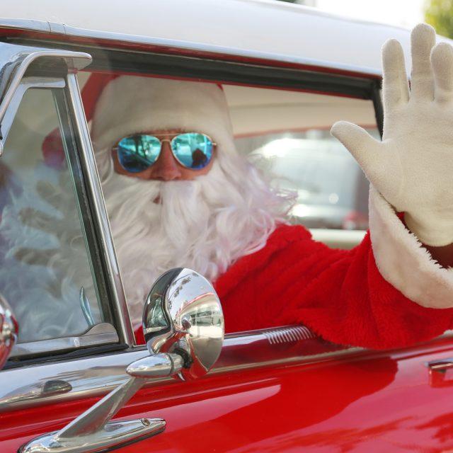 La sécurité routière et le temps des fêtes
