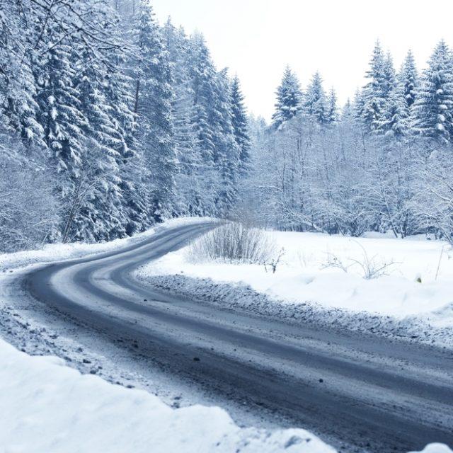 La conduire hivernale