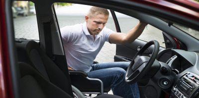 Réadaptation de conduite automobile