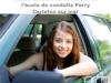 Cours de conduite Perry Carleton sur mer