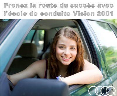 Auto École Vision Rivière-du-Loup