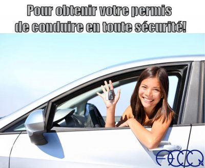 Permis de conduire Québec