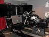 Simulateur de moto Guyome Blais à Montmagny