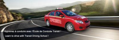 Transit Brossard Driving School