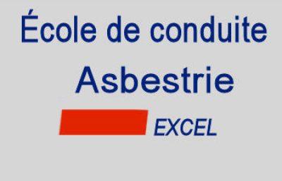 Cours de conduite Asbestrie
