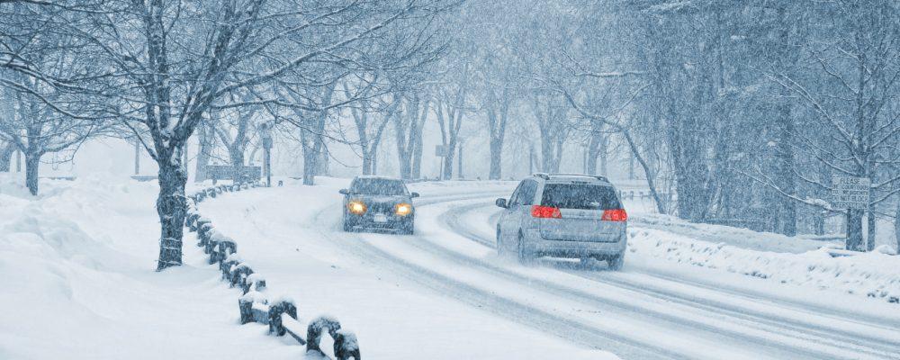 Conseil pour la conduite en hiver