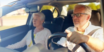 Cours de conduite pour personne agée