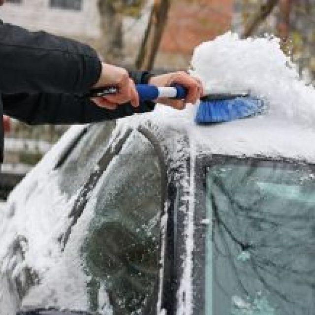 Les 7 contraventions possible d'éviter en hiver