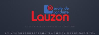École de conduite Lauzon St-Pascal