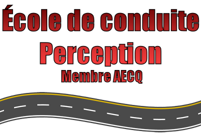 École de conduite Perception (EXEMPLE POUR CONSULTATION)