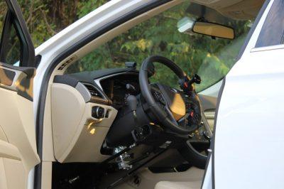 Cours de conduite sur véhicule adapté