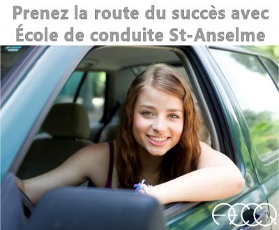 Auto École St-Anselme